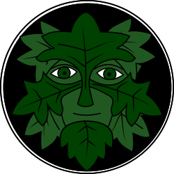 Green Man Sword
